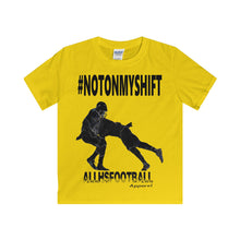 #NOTONMYSHIFT Defensive T-Shirt (Youth)