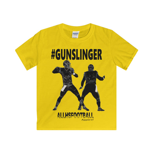 #GUNSLINGER Offensive T-Shirt (Youth)