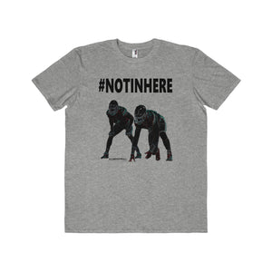 #NOTINHERE Defensive T-Shirt (Adults)