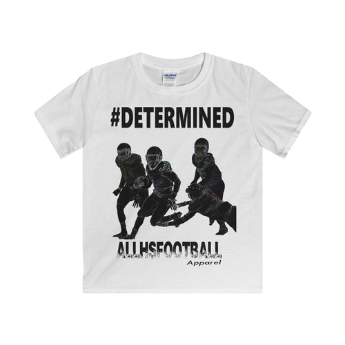 #DETERMINED Offensive T-Shirt (Youth)