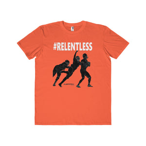 #RELENTLESS Defensive T-Shirt (Adults-White Text)