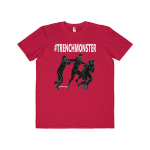 #TRENCHMONSTER Defensive T-Shirt(Adults-White)