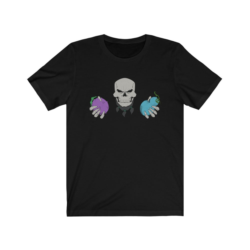 Pirate King Black Captain Tee