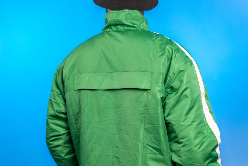 Limited Dragon Ball Super Broly Movie Inspired Spirit-Bomber Jacket Green