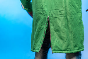 Limited Green Spirit-Bomber Jacket