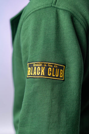 100% Black Club Jacket only