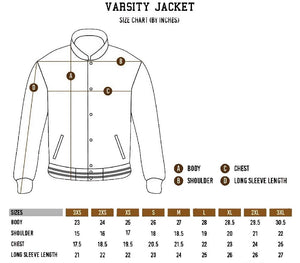 Plus Ultra91 Varsity Jacket