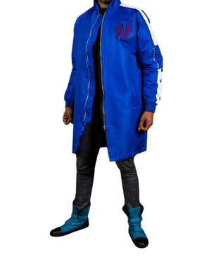 Limited Blue Spirit-BomberJacket