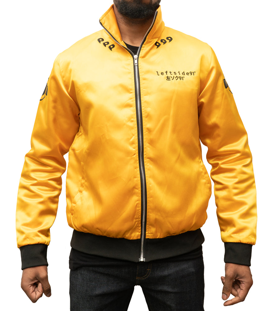 LIMITED Path91 Mens Bomber Jacket