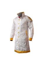 Pirate King White Captain Coat