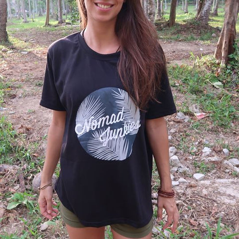 T-shirt Nomad Junkies