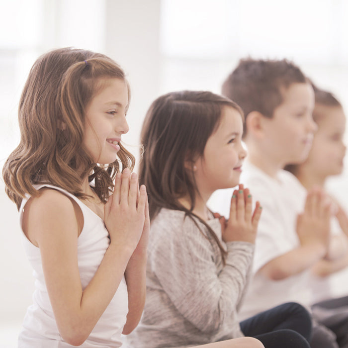 Homeschool Yoga & Meditation