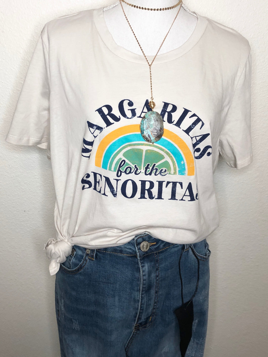 Margaritas for the senoritas plus tee