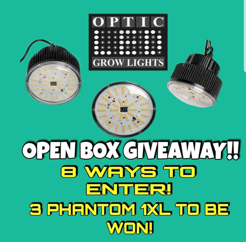 LED Giveaway - 3 Phantom 1XL