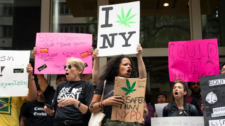 Adults Now Can Grow Their Own - New York State Legalizes