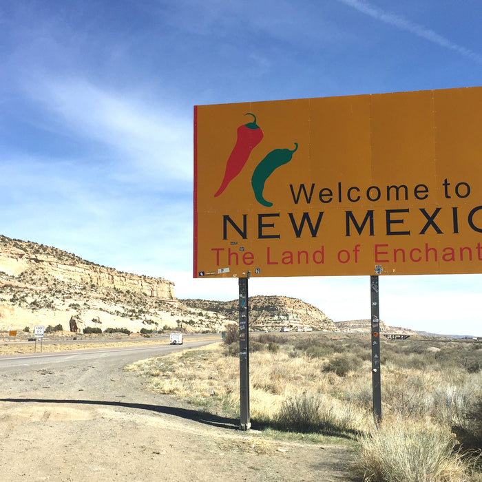 NEW MEXICO BECOMES THE 16th STATE TO LEGALIZE
