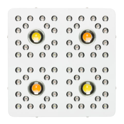 OPTIC 4 GEN3 COB LED Grow Light 405W (UV/IR) 3000k & 5000k COBs