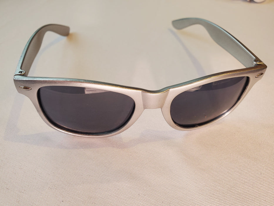 White LED Sunglasses - UV Protectant Sunglasses - Eye protection