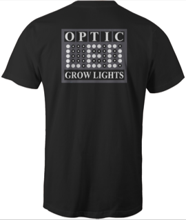 TeamOptic T-Shirt - Black (X-Large)