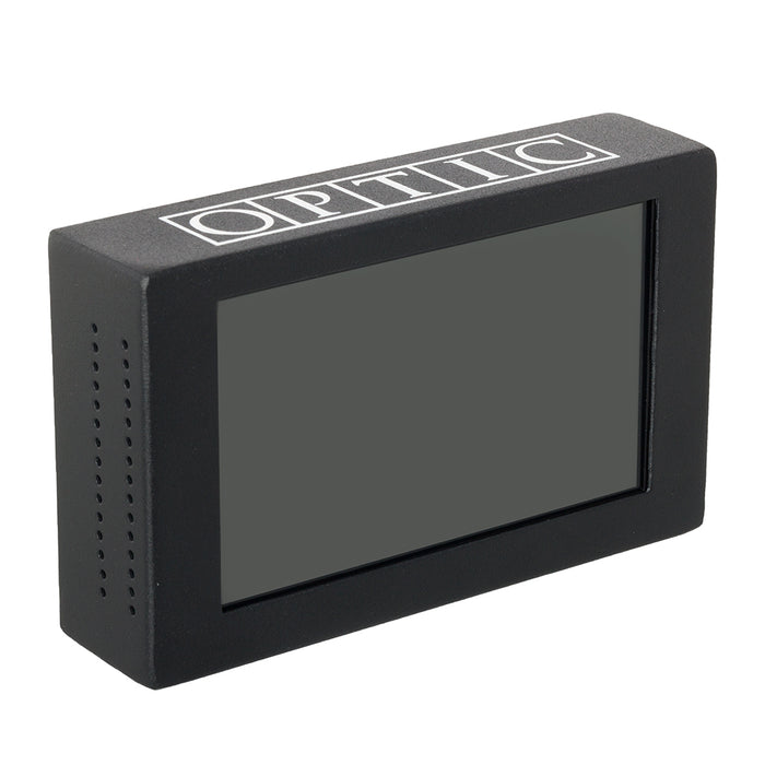 Optic LED Master Controller - Touchscreen Dimmer Controls - Automated Sunrise and Sunset