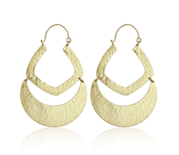 Ambika Statement Earring
