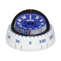 Ritchie XP-98W X-Port Tactician&#153 Compass - Surface Mount - White