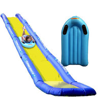 RAVE Turbo Chute&#153 Water Slide Backyard Package w/Turbo Sled