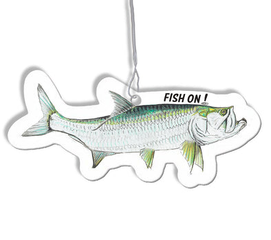 Fish On Air Freshener