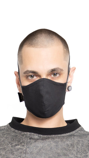 FACE COVER LOCO ONE MASKA CHANGE BLACK