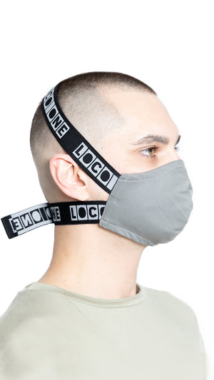 FACE COVER LOCO ONE MASKA CHANGE GREY