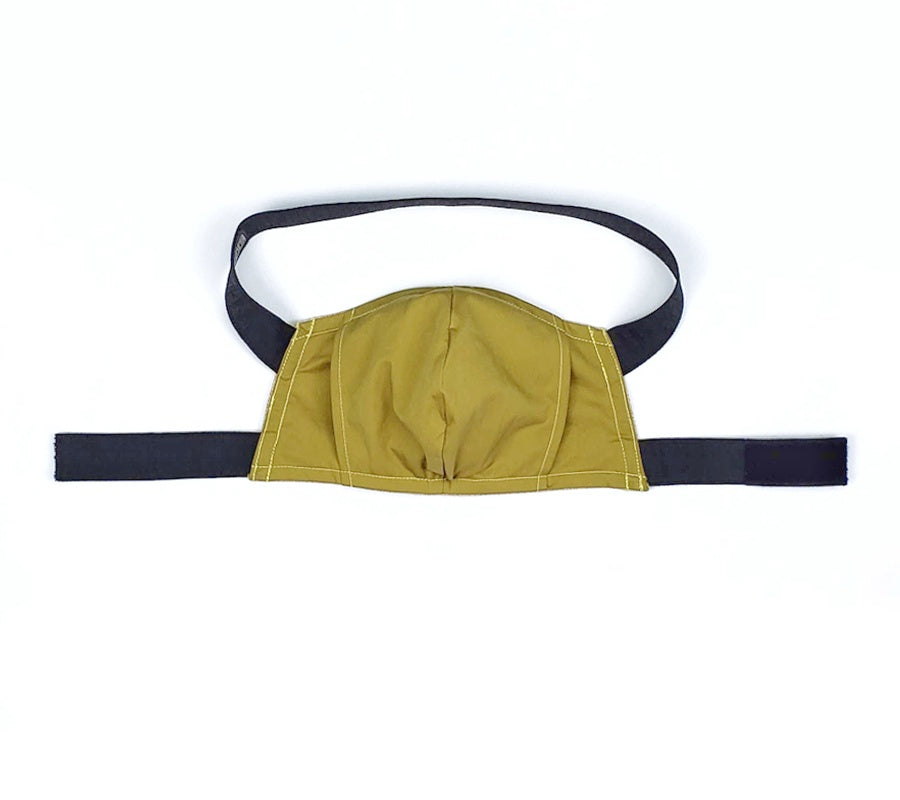 FACE COVER LOCO ONE MASKA D'LUX YELLOW