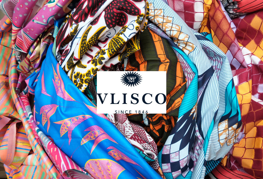 Vlisco - The History, The Process and the Future