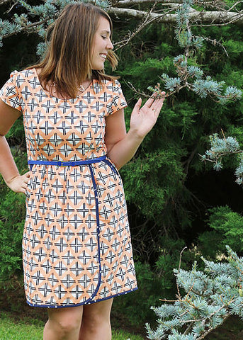 Sew To Grow - Flatter Me Frock