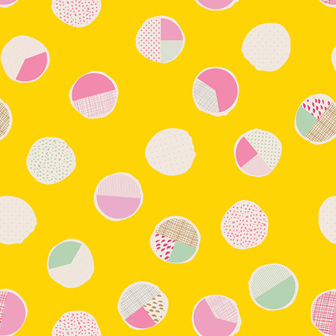Art Gallery Fabrics - Sweet Bubbles Sugar