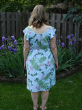 Sew to Grow - The Noosa Shift Dress