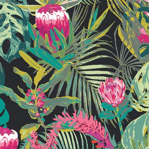 Art Gallery Fabrics - Tropicalia Dark