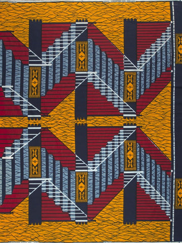 Vlisco - Wax Hollandais - 2189