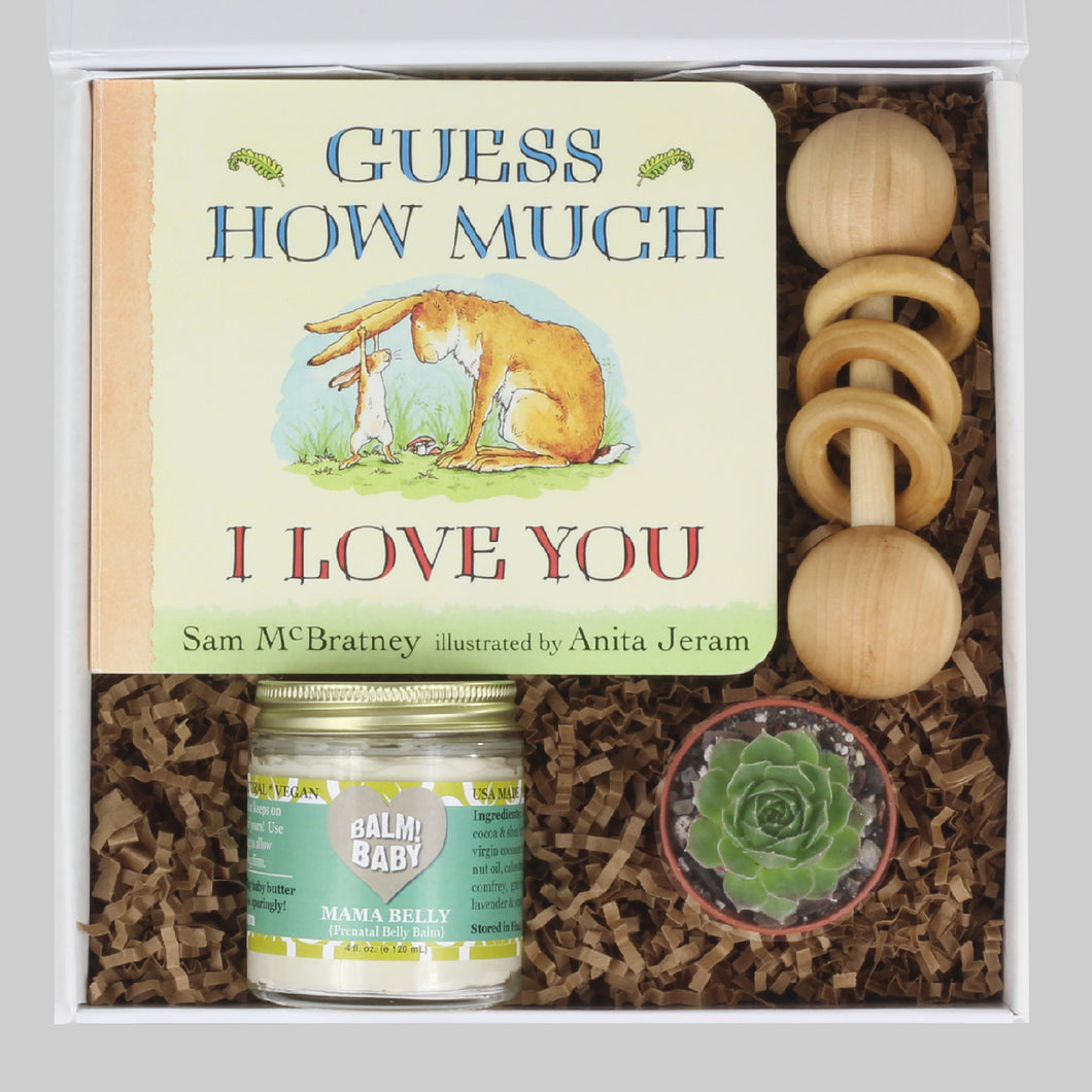 Expecting Mom Gift Box