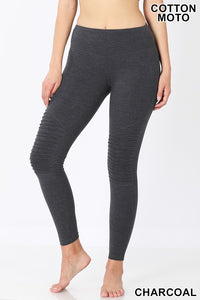Full Length Moto Leggings