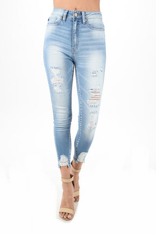 Kancan 5 Pocket Super Skinny Jean