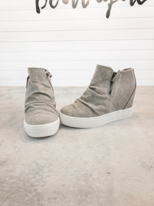 Arabelle Wedge Sneakers