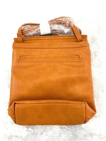 Saddle Aimee Front Flap Crossbody