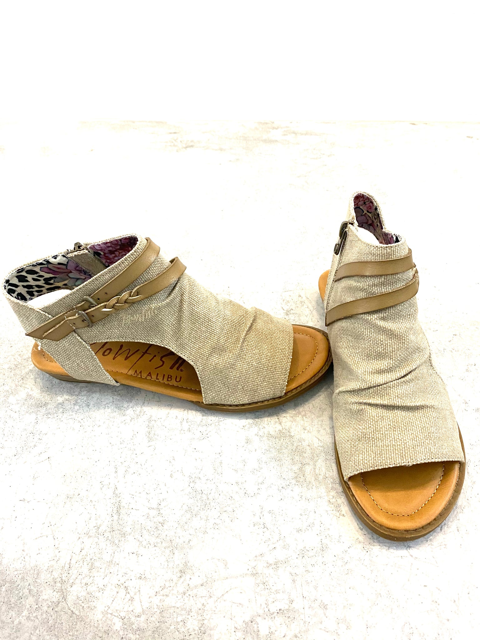 Blowfish Canvas Sandals