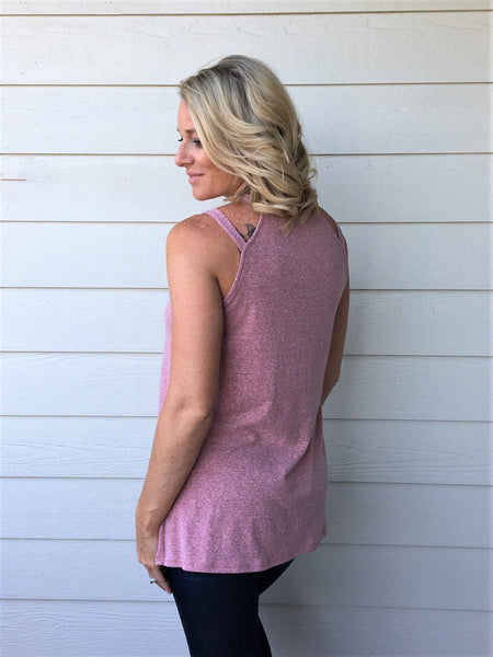 Sleeveless Top w/ Armbands