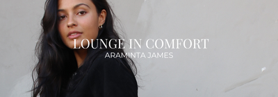 LOUNGE WITH ARAMINTA JAMES