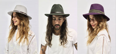 How to Add Hats to Your Look