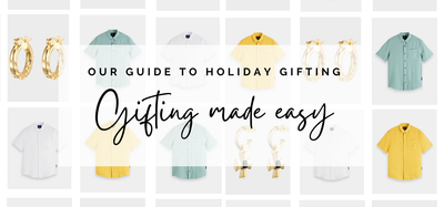 Our Guide to Holiday Gifting