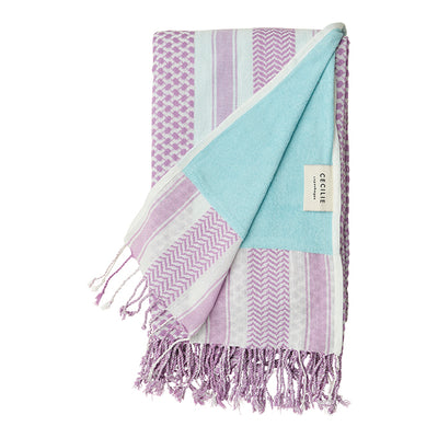 Tina Towel - Purple
