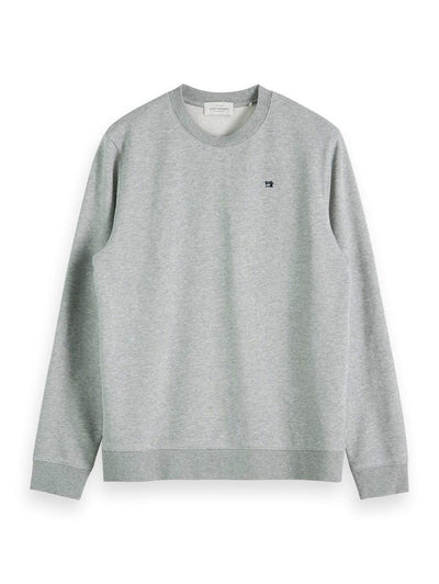 Clean Sweat - Grey Melange
