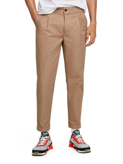 Scotch & Soda Seasonal Fit- Chic Pleated Chino - Combo A 32""